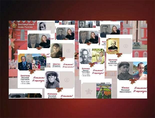 Более 2000 севастопольцев подали заявки на участие в онлайн-акции «Бессмертный полк»