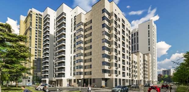 Дом по реновации на 343 квартиры появится в районе Метрогородок