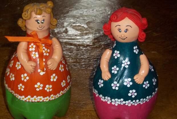 куклы + бутылка + модель9