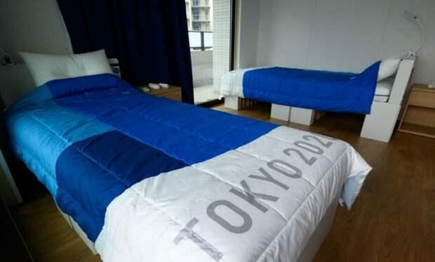Участников Олимпиады в Токио не стали ущемлять антисекс-кроватями