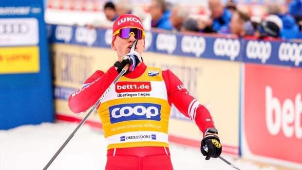 На российского лыжника Большунова пожаловались в финскую полицию