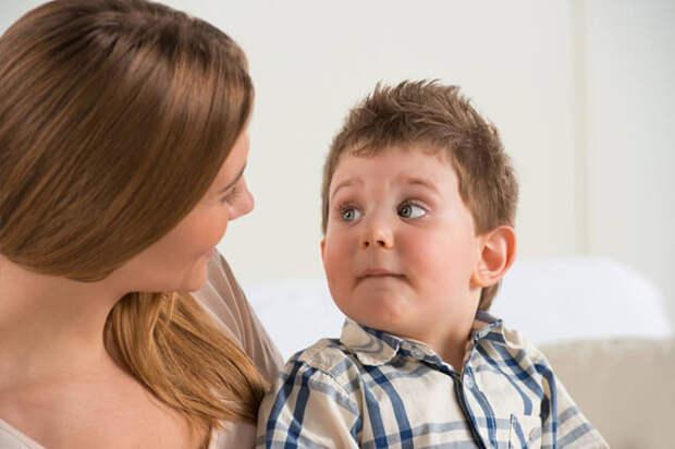 Когда мой ребёнок заговорит