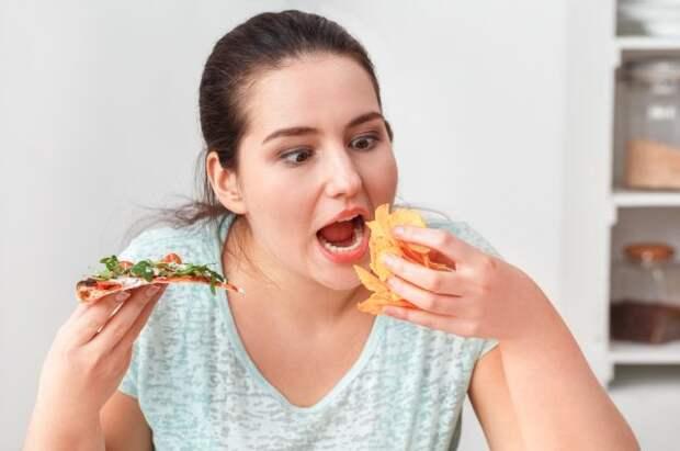 Какие люди склонны к нарушениям пищевого поведения
