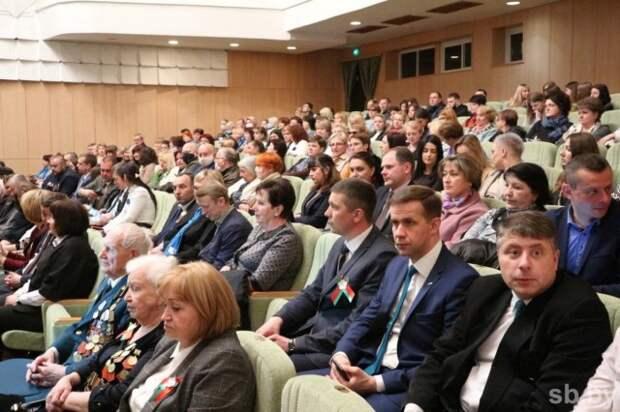 Самую яркую страницу республиканского молодежного проекта ´Я, мы помним´ представил Бобруйск.