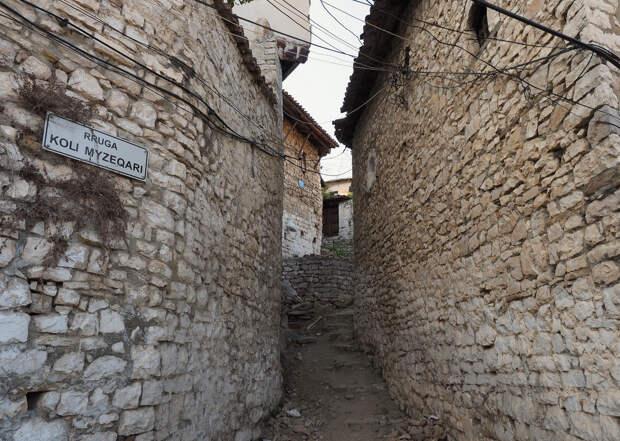 На своем авто по Албании. Часть 4. Берат.
