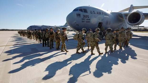 КНР назвала ударом по перемирию в Афганистане начало вывода войск США