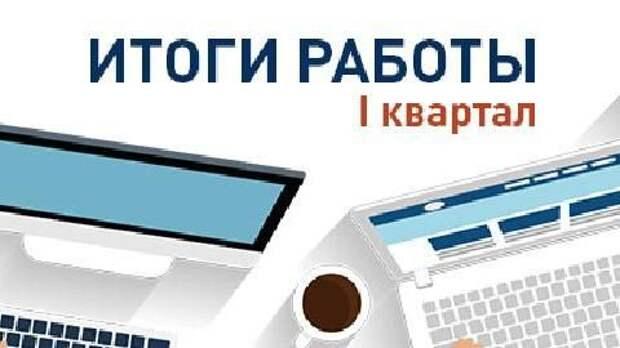Подведены итоги работы Крымфинналзора за 1 квартал 2021 года