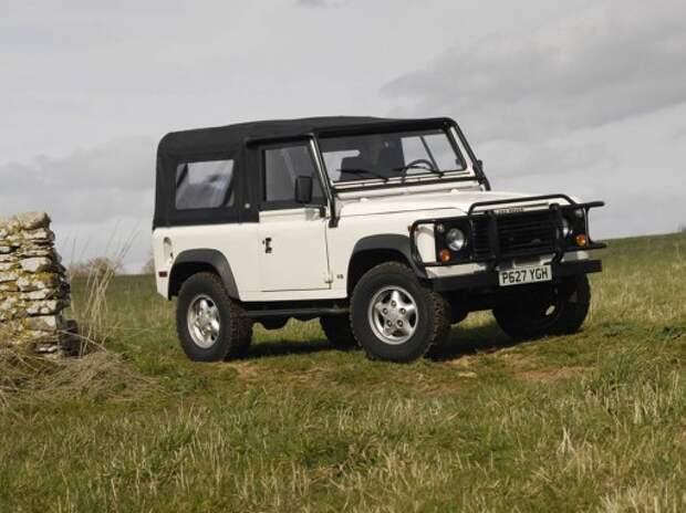 Land Rover Defender уходит на «пенсию»