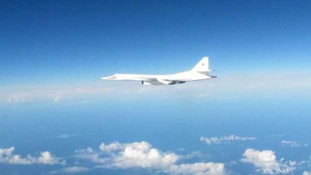 Российские бомбардировщики перехвачены Королевскими ВВС у границ Шотландии