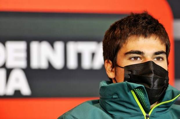 Канадский гонщик «Формулы-1» оскорбил Никиту Мазепина