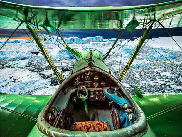 Легендарные советские самолеты: вид изнутри (ФОТО)