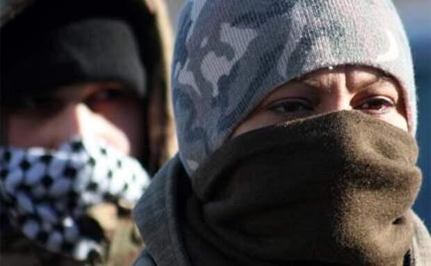 Чем глубже в Украину, тем толще партизаны