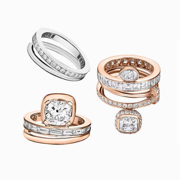 Карта желаний: мечтаем об обручальном или помолвочном кольце как у Hermès