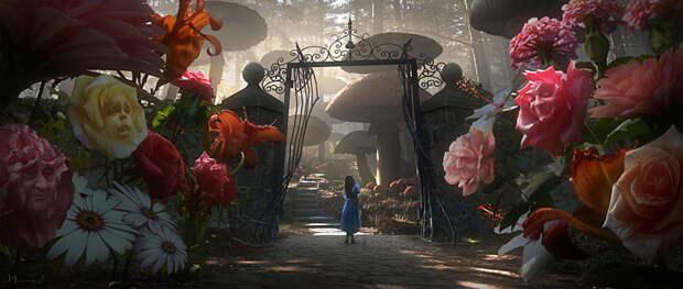 «Алиса в стране чудес»: Голову с плеч!
