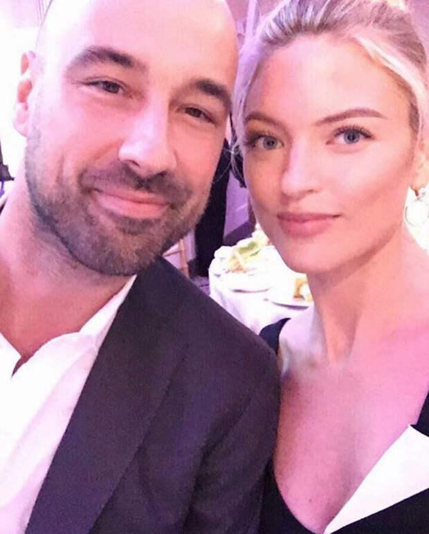 Вот это повезло: мужья и бойфренды моделей Victoria's Secret