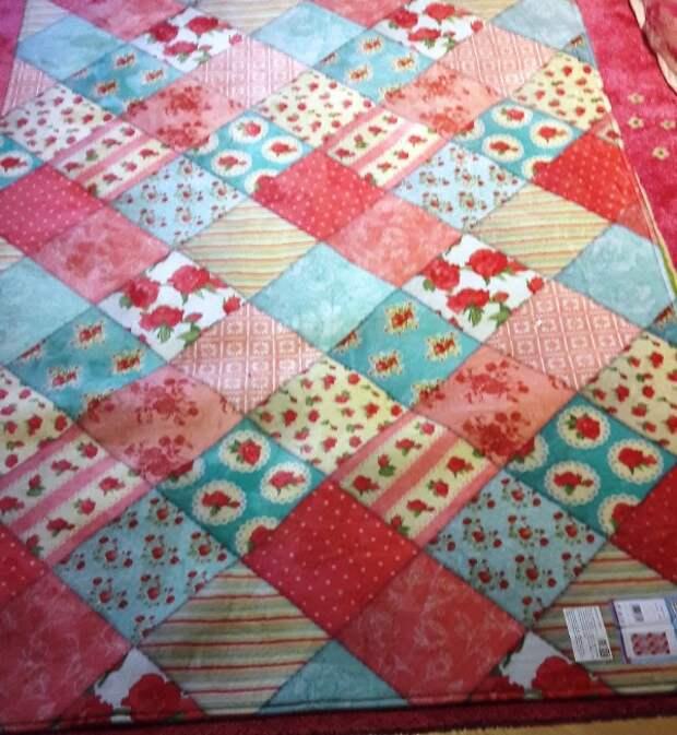 Детские пэчворк ковры AMIKOVRY