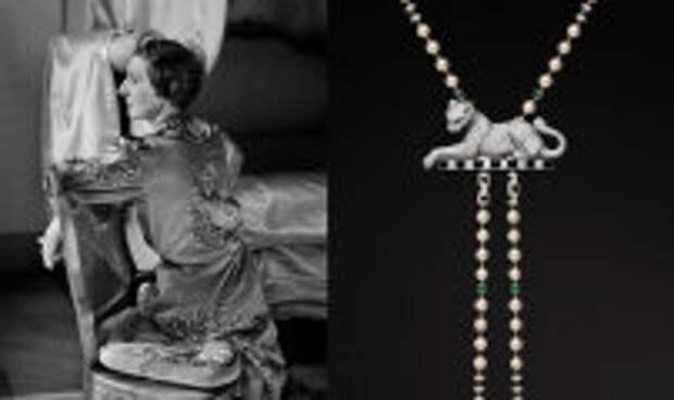 Fashion: Почему драгоценные броши привели главу ювелирного дома Cartier в гестапо: Жанна Туссен