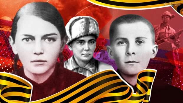 Юные защитники: ФАН собрал истории подвигов детей-героев Великой Отечественной войны