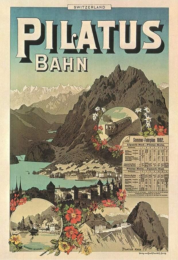 Chbahns43 Топ 5 самых необычных железных дорог Швейцарии
