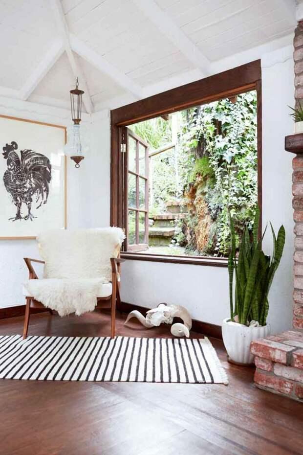 Интерьер с белыми стенами — особенности, рекомендации и отзывы