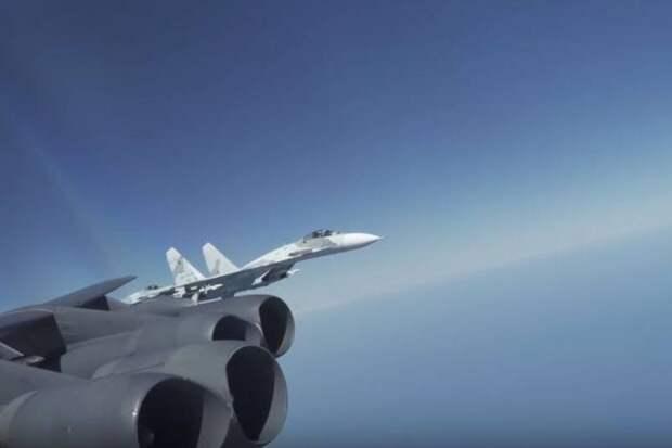 «НАТО допустил тактический просчет»: в США оценили действия Су-27 с Калининградской области