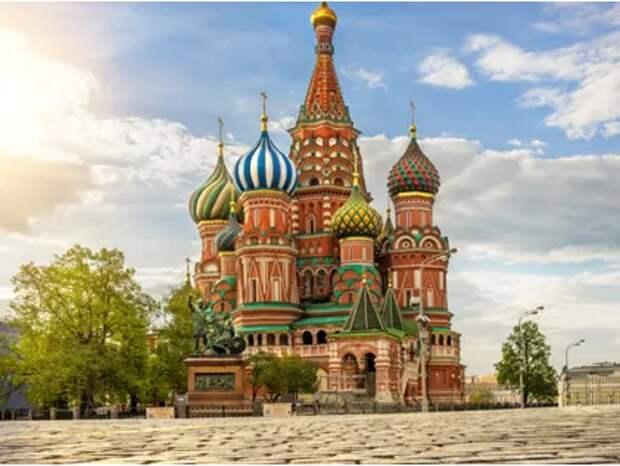Россияне выбрали главные достопримечательности страны