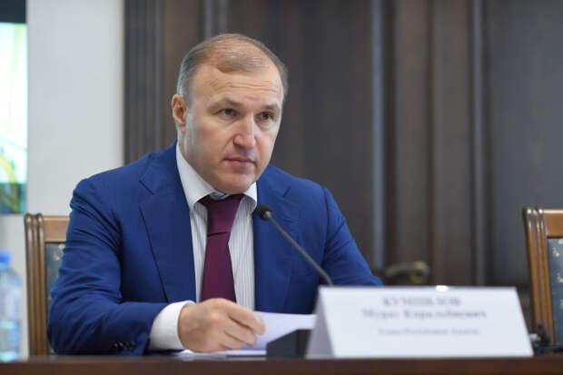 Глава Адыгеи принял участие во всероссийском совещании под председательством Дмитрия Патрушева