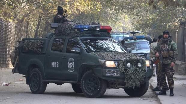 Автомобиль посольства РФ подорвали в Кабуле
