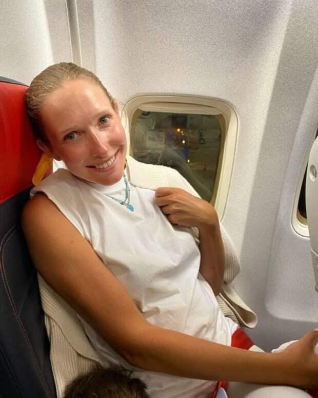 Екатерина Осадчая в восторге от отпуска в Турции