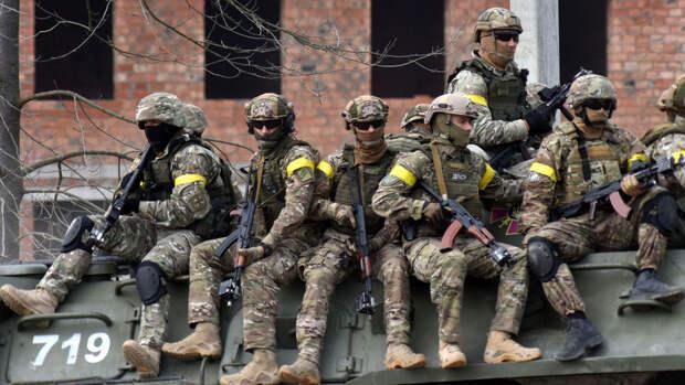 Украинские военные подорвались на собственных минах в Донбассе