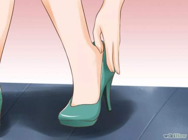 10 хитростей для безупречной походки на каблуках