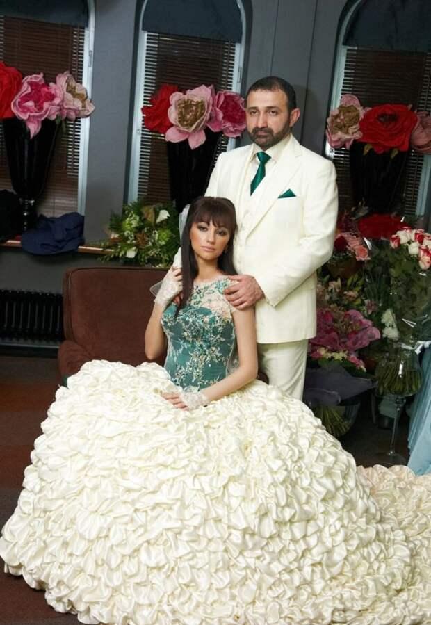 свадьба согдианы