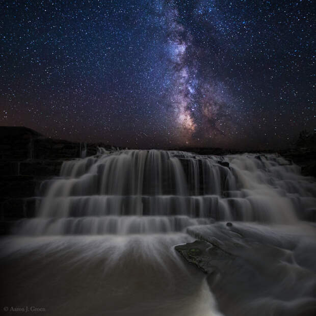 Nightfall by Aaron Groen on 500px