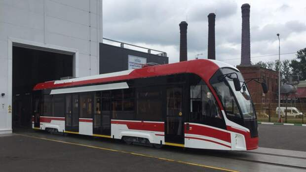 В Петербурге «Горэлектротранс» нашёл единственного поставщика трамваев