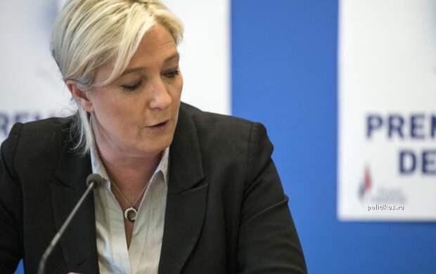 Марин Ле Пен: Евросоюз нельзя усовершенствовать — его следует демонтировать