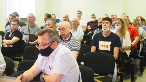 Методические занятия с уполномоченными на решение задач в области ГО Северо-Восточного административного округа г. Москвы