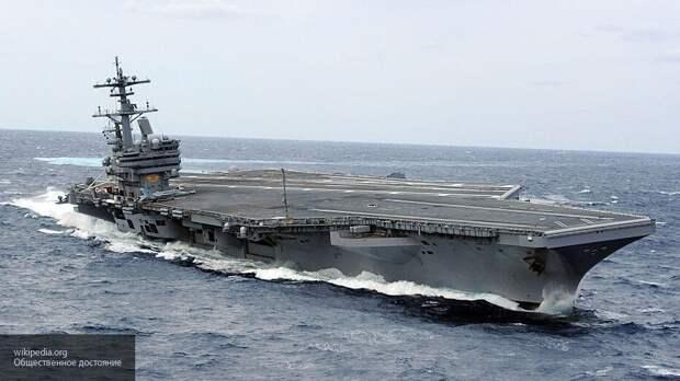 """Один удар """"Кинжала"""" может уничтожить целую авианосную группу ВМС США"""