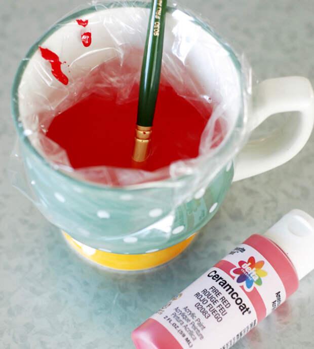 емкость для краски