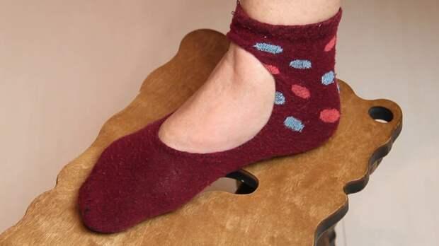 Не выбрасывайте старые носки: посмотрите, что сделала мастерица