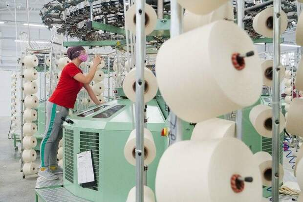 Вдекабре 2020 года вРоссии открылось 24 новых производства, 7 из них – крупные
