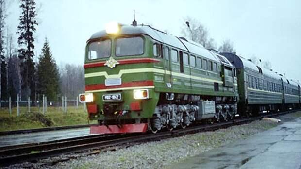 «Ядерные поезда» России отправляются в путь