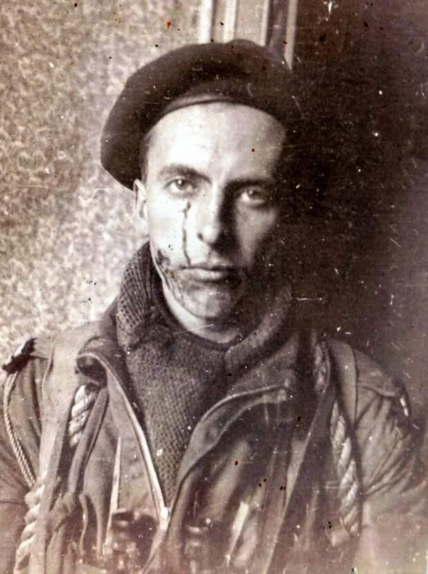Солдат и Художник