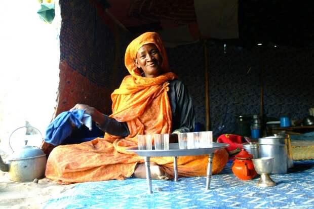 4. Мавритания. 322 кг на душу населения 10 стран, где пьют больше всего чая