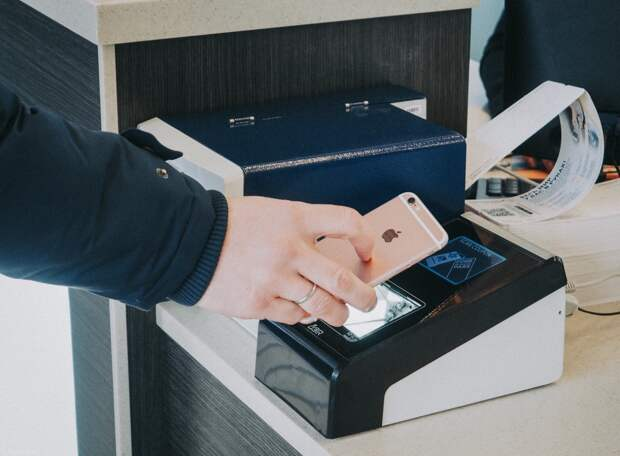 В аэропорту появились принтеры для печати электронных билетов без очередей