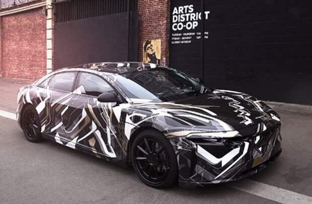 По стандартам BMW: Lucid Motors анонсировала строительство завода