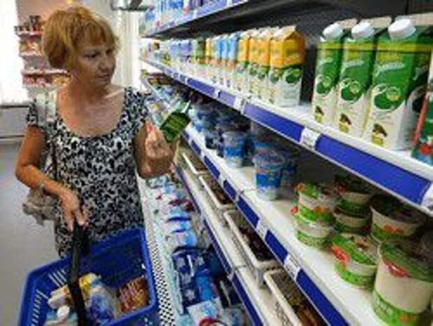 Новость на Newsland: Молочники предупредили о возвращении западной продукции