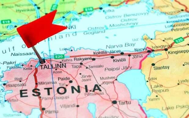 В Эстонии вновь вспомнили о территориальных претензиях к России