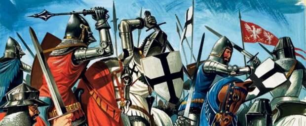 Пиррова победа крестоносцев