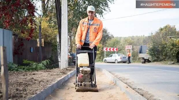 15 «народных троп» обустроят в этом году в городском округе Солнечногорск