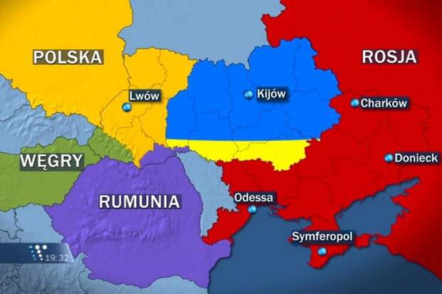 Россия стремится поглотить часть Украины, — ЕС